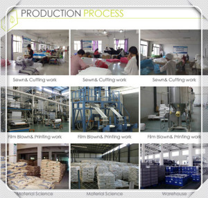 non woven bag factory