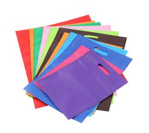 printed non-woven shopping bags
