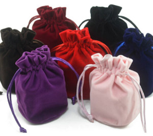 quality pouches for jewelry gift