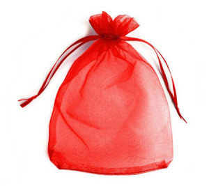 Organza Gift Bag Jewelry Pouch Wedding Favor