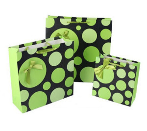 New brand business gift bags