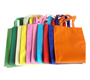 Candy Color Nonwoven Bags