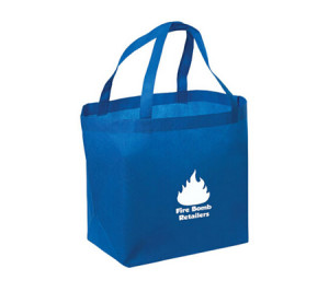 Printed non woven gift bags
