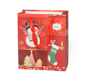 Christmas Gift Bags in Assorted Designs