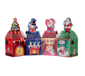 Beautiful Christmas Gift Boxes